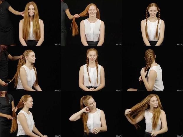 Ella's Braids & Ponytail