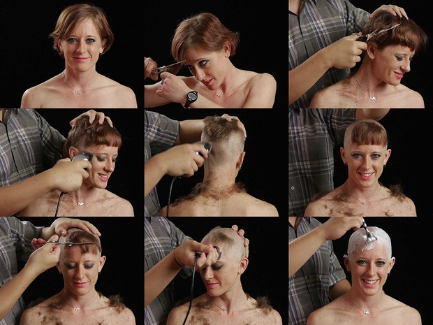 Elyse's Headshave