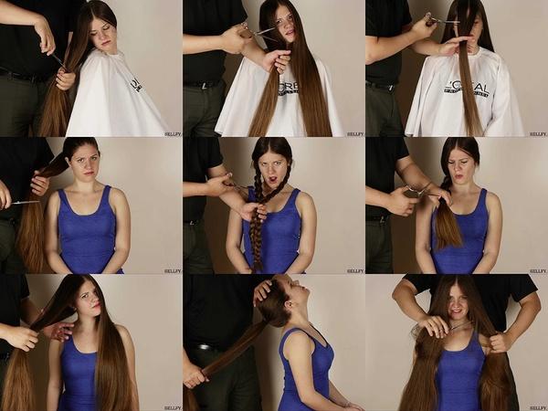 Suzana 4 - Scissor Play