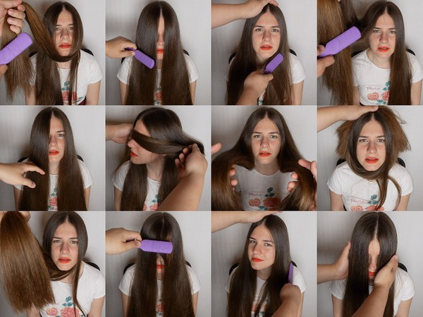 Suzana POV Hair Play 17