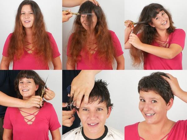 Eliza Pixie Haircut