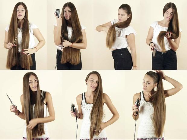 Suzana and Helena ASMR Hair Talk 1