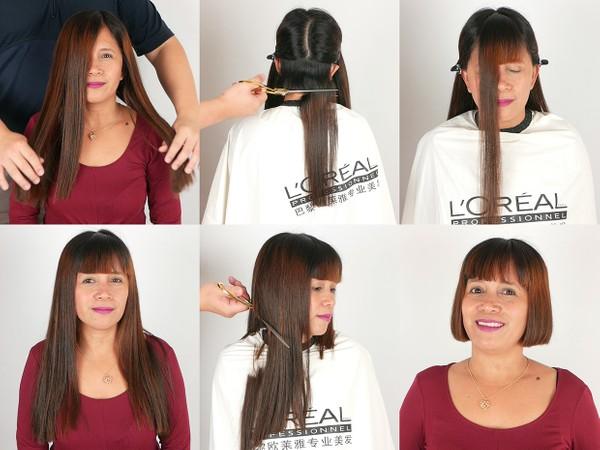 Rowena Bob Haircut