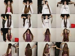 Suzana 3 - Hair Wash