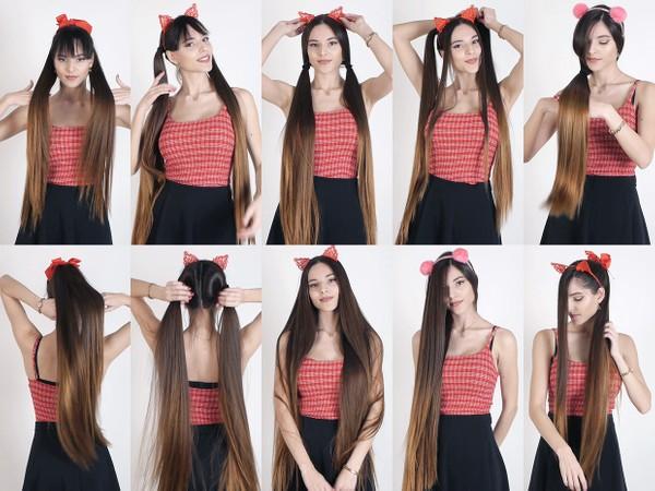 Davina Hair Play 2
