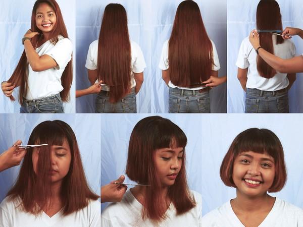 Jamaica Bob Haircut
