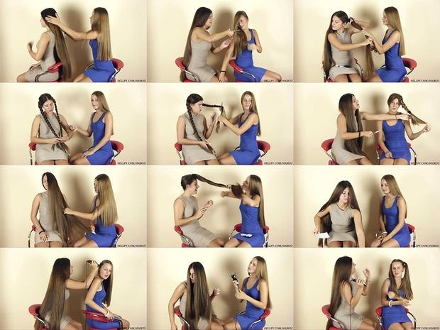 Suzana and Maja Game Show