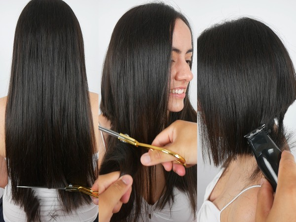 Johanna POV Bob Haircut