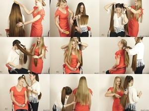 Jelena & Suzana Hair Play Game