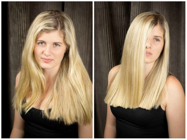 Britney's Hair Trim