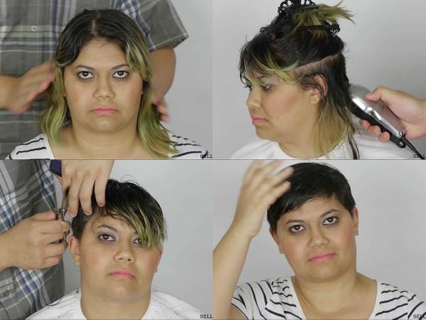 Selene Pixie Haircut (FREE)