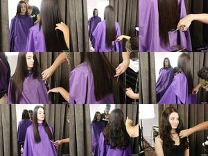 Christy's Long Hair Trim
