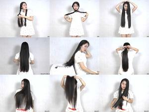 Miss Yu Hair Play 3