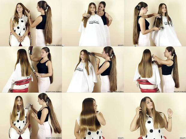 Tatjana Hair Pampering