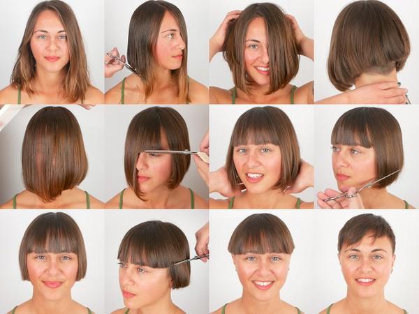 Mara Pixie Haircut