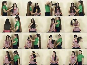 Monica Hair Play