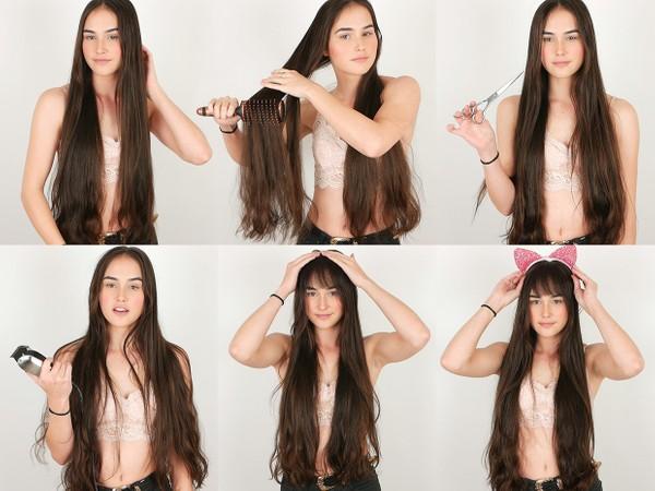 Bonnie Hair Tease and ASMR Talk 4