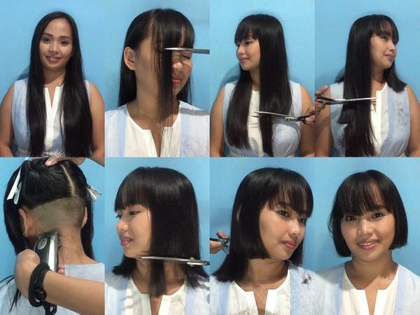Chinee Bob Haircut