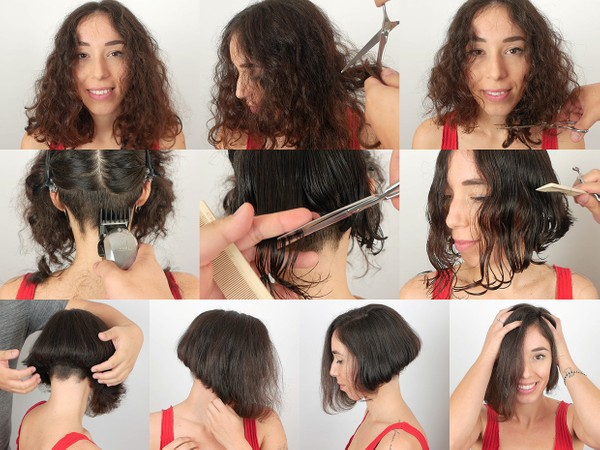 Lorena Bob Haircut