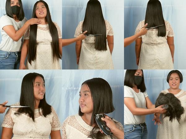 Anna Short Bob Haircut