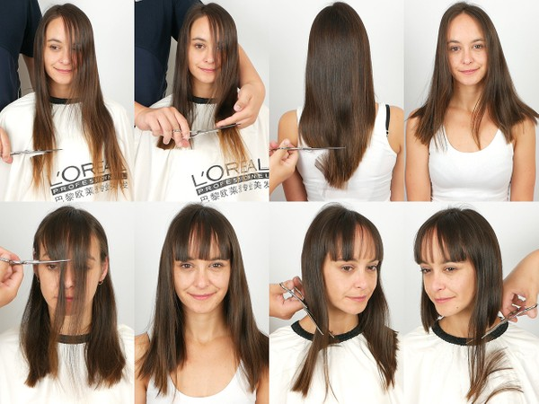 Aimee Bob Haircut