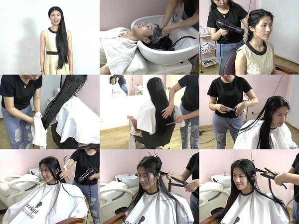Miss Yi Hair Wash & Trim (FREE)