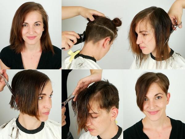 Sinead Pixie Haircut
