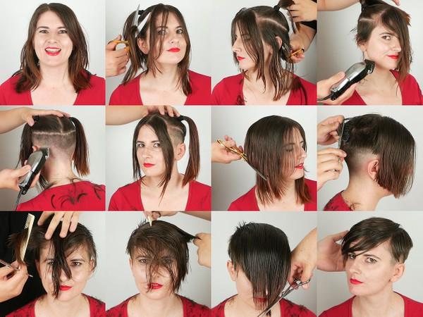 Melinda Pixie Haircut
