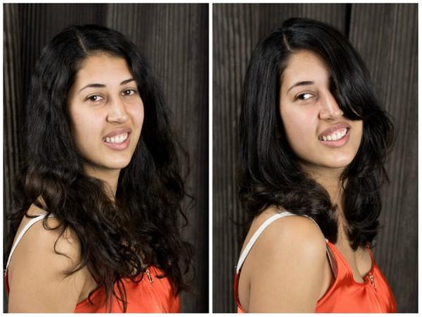 Ferziene's Shoulder Length Haircut