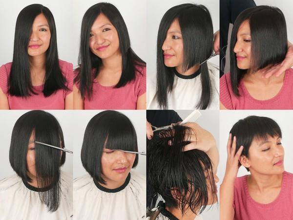 Susan Pixie Haircut
