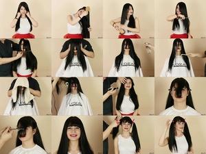 Natasha Hair Play