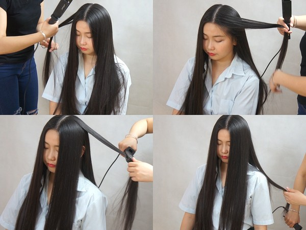 Miss Hu Hair Straightening (FREE!)