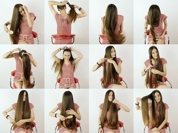 Helena Hair Play 2