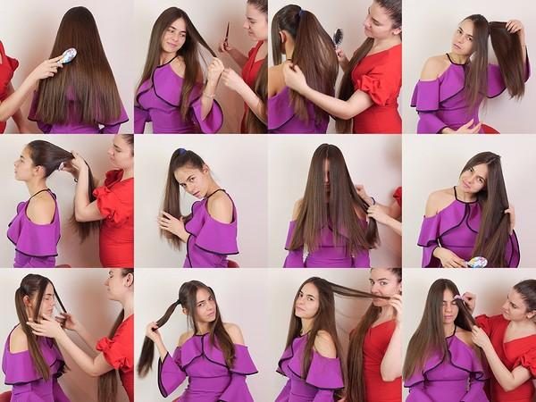 Brankica Hair Play with Suzana