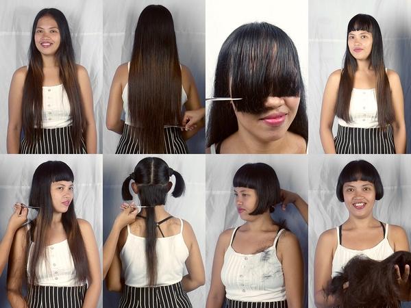Diane Short Bob Haircut