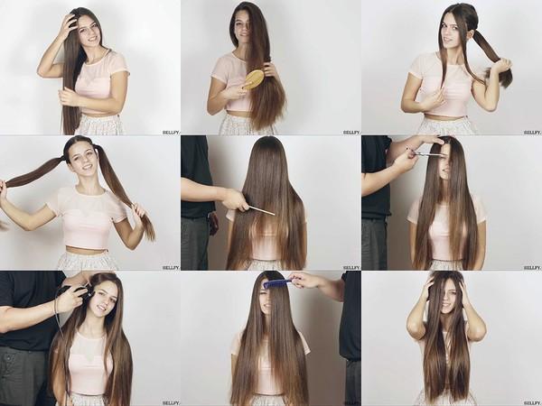 Sladjana 1 - Introduction Hair Play