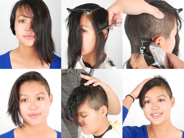 Jessica Pixie Haircut