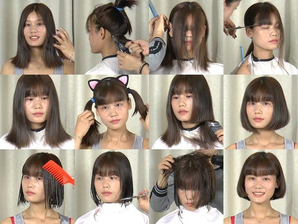 Miss Ya Bob Haircut