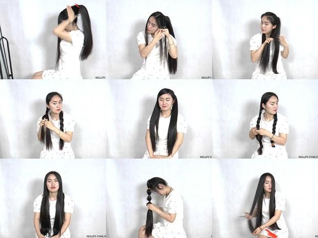 Miss Yu Hair Play 2