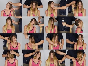 Tash Hair Punishment 2