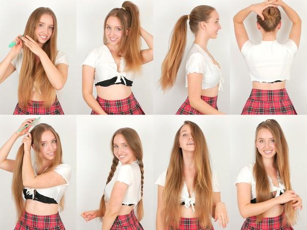 Elyssa Hair Play