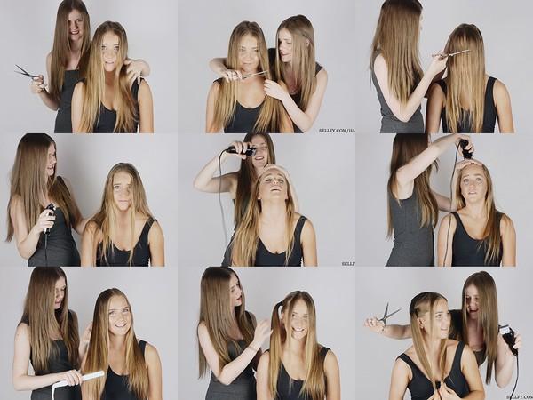 Grace & Laura Scissor & Clipper Play
