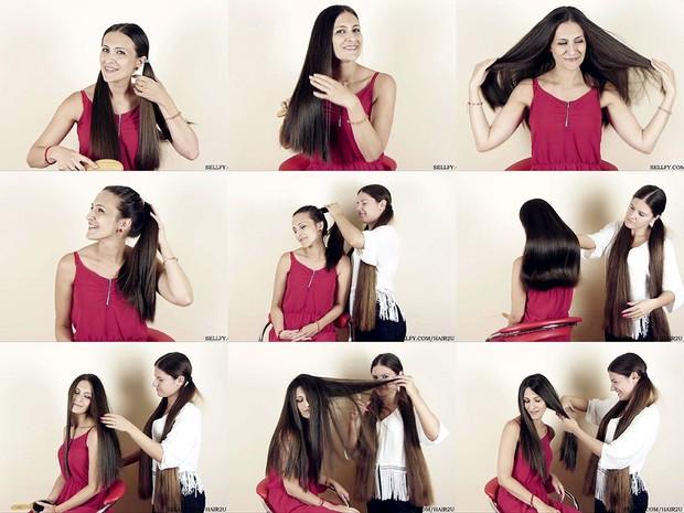 Nikolina Hair Play