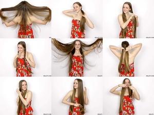 Joan's Long Hair Play & Trim