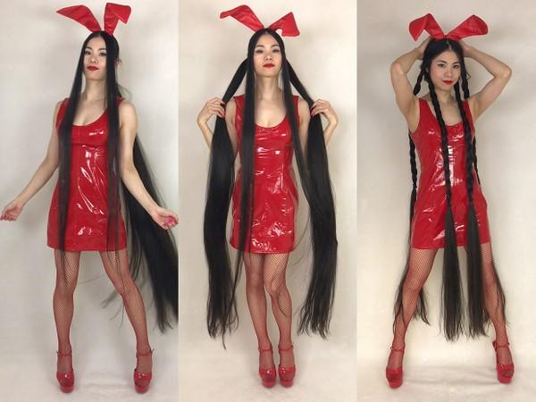 Rin Super Long Hair 2