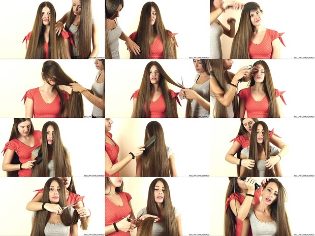 Suzana and Helena ASMR Hair Talk 2