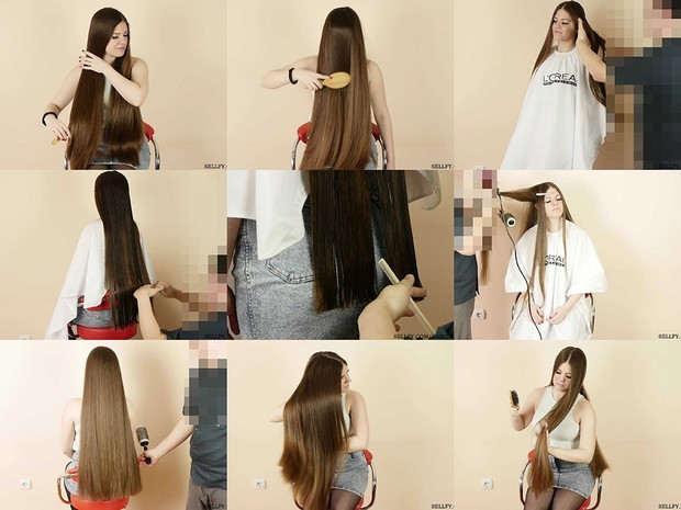 Suzana 7 Hair Trim
