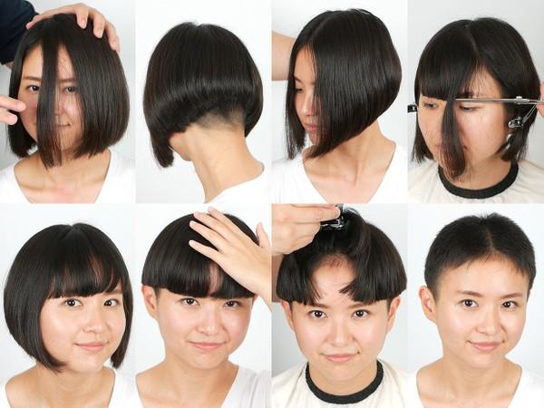 Lina Buzz Haircut (Part 3)