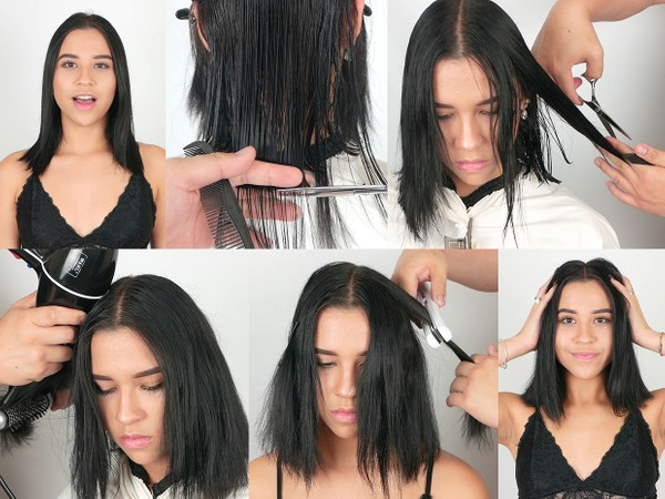 Sophie Bob Trim and Play (Video and Photos)