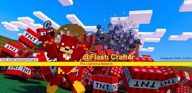 Minecraft Banner Flash Crafter